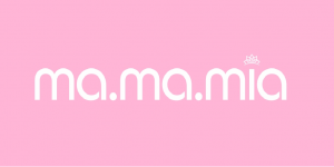 logotipo mamamia