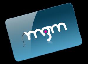 Cartão Cliente MGM Club